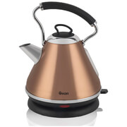 Swan SK34010COPN 1.7L Pyramid Kettle - Copper