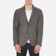 Selected Homme Men's One Anton Blazer - Dark Grey