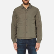 Selected Homme Men's Feel Shirt Jacket - Castor Grey