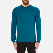PS by Paul Smith Men's Crew Neck Jumper - Blue