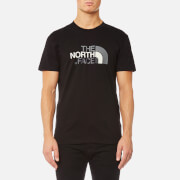 The North Face Easy T-Shirt für Herren - Schwarz
