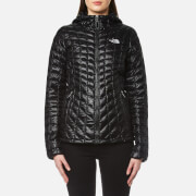 The North Face ThermoBall™ Kapuzenpullover für Damen - Schwarz