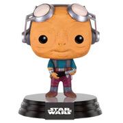 Star Wars Maz Kanata No Glasses Pop! Vinyl Figure Bobblehead