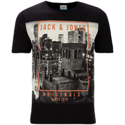 Jack & Jones Men's Originals Coffer T-Shirt - Black