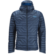Jack Wolfskin Men's Argo Supreme Down Jacket - Night Blue