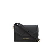 Karl Lagerfeld Women's K/Klassik Super Mini Cross Body Bag - Black