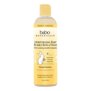 Babo Botanicals Oatmilk Calendula Moisturizing Bubble Bath