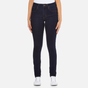 Levi's Women's 721 High Rise Skinny Fit Jeans - Lone Wolf