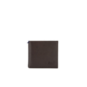 Superdry Men's Wallet in a Tin - Dark Brown