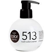 Revlon Professional Nutri Color Creme 513 Deep Chestnut 270ml