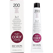 Revlon Professional Nutri Colour Creme 200 Burgundy 100ml