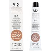 Revlon Professional Nutri Color Creme 812 Beige Blonde 270ml