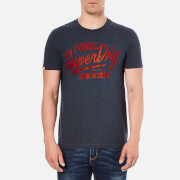Superdry Men's Ticket Type T-Shirt - Midnight Marl