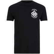 Rum Knuckles Eternal Snake T-Shirt - Black
