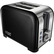 Russell Hobbs 22392 2 Slice Canterbury Toaster - Black