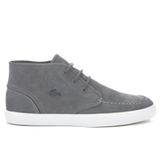 Lacoste Men's Sevrin Mid 316 1 Chukka Trainers - Dark Grey