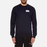 Billionaire Boys Club Men's Small Arch Logo Sweatshirt - Navy