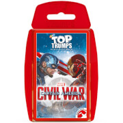 Top Trumps Specials - Captain America: Civil War