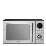 Daewoo KOR3000DSL 20L Stainless Steel Microwave - Metallic