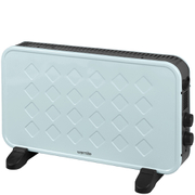 Warmlite WL41005B Retro Convection Heater - Blue
