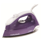 Morphy Richards 300256 Breeze Steam Iron Stainless Steel Soleplate - Multi