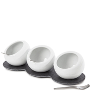 Natable Tapas Set - Slate (7 Piece)