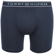 Tommy Hilfiger Men's Cotton Flex Boxer Briefs - Navy
