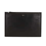 DKNY Women's Large Clutch Bag - Black