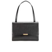 Ted Baker Women's Lowri Exotic Panel Shoulder Bag - Black