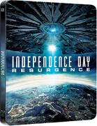 Independence Day: Wiederkehr 3D (enthält 2D Version) - Zavvi exklusives Limited Edition Steelbook