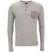 Camiseta manga larga Produkt - Hombre - Gris claro