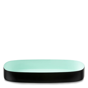 Design Letters Small Tray - Mint