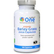 Barley Grass Juice Capsules - 90 Capsules (500mg)