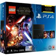 Sony PlayStation 4 500GB - Includes LEGO Star Wars: The Force Awakens & Star Wars: The Force Awakens Blu-ray