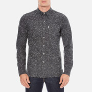 Levi's Men's Sunset 1 Pocket Shirt - Black Neppy