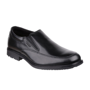 Rockport Men's Essential Details Waterproof Slip On Shoes - Black