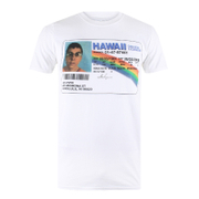 Superbad Mens McLovin License T-Shirt - Wit