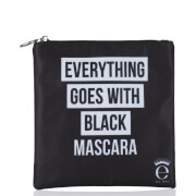 "Eyeko Collectible ""Everything Goes with Black Mascara"" Bag - Black"