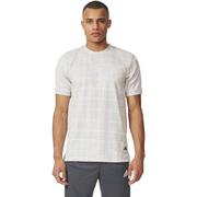 adidas Men's Graphic DNA Training T-Shirt - White/Grey