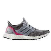 adidas Women's Ultra Boost Running Shoes - Grey