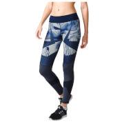 adidas Women's Wow Training Tights - Blue