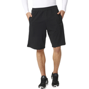 adidas Men's Aeroknit Climacool Training Shorts - Black