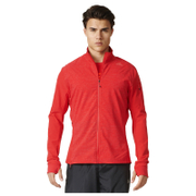 adidas Men's Supernova Storm Running Jacket - Red