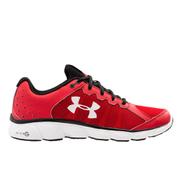 Under Armour Men's Micro G Assert 6 Running Shoes - Red/Black/White