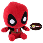 Peluche Deadpool Pop!