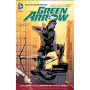 Green Arrow: Broken - Volume 6 Graphic Novel