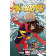 Ms. Marvel: Crushed - Volume 3 Graphic Novel