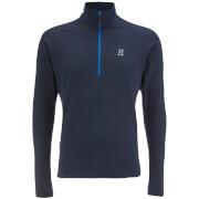 Haglofs Men's Astro II Half Zip Fleece - Deep Blue