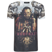 Warcraft Men's Durotan T-Shirt - White
