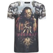 Warcraft Durotan Heren T-Shirt - Wit